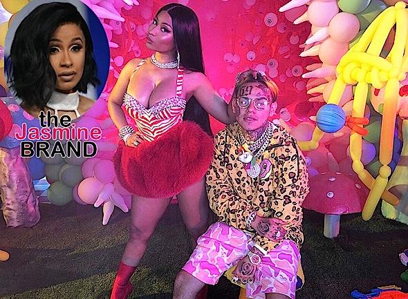 Tekashi Allegedly Screwed Fashion Nova Over After Getting 6 Figures, Sources Blame Nicki Minaj