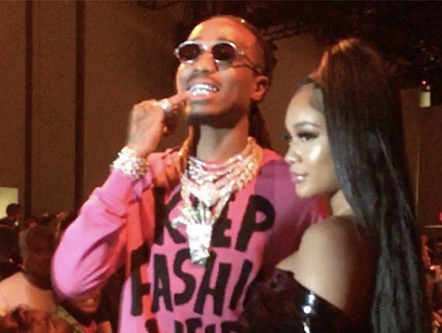 Saweetie Asked Zaytoven's Advice Before Dating Quavo