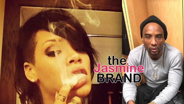 Charlamagne Recalls Smoking Weed w/ Rihanna