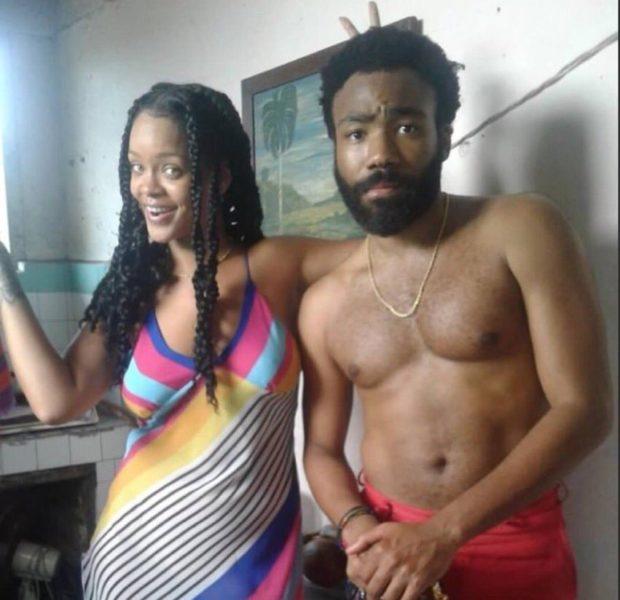 "Donald Glover & Rihanna's ""Guava Island"" Trailer Revealed"