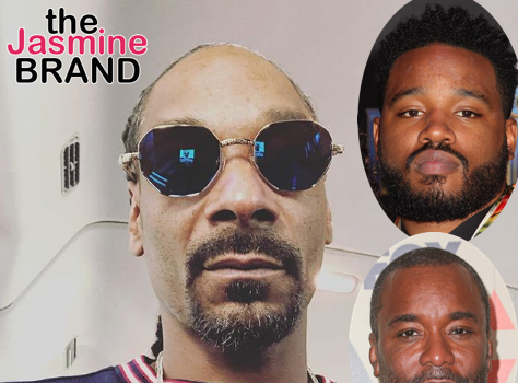 Snoop Dogg Prepping Biopic w/ Lee Daniels & Ryan Coogler