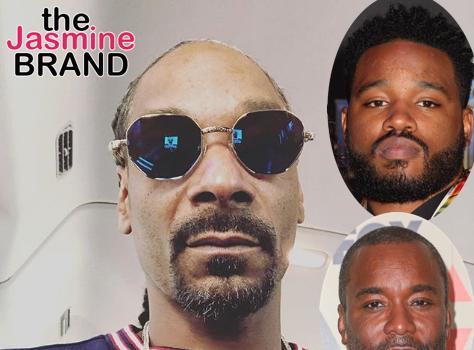 Snoop Dogg Prepping Biopic w/ Lee Daniels & Ryan Coogler