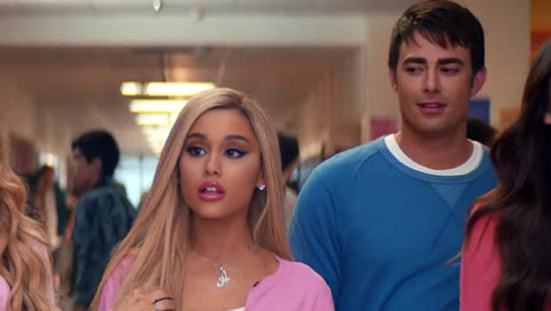 "Ariana Grande's 'Thank U, Next' Video Pays Homage to Teen Movies ""Bring It On"" & ""Mean Girls"""