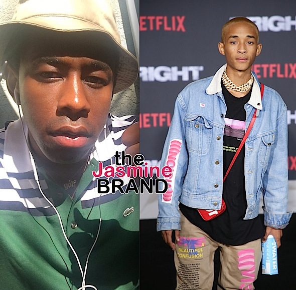 Jaden Smith Confirms Again That He's In A Relationship With Tyler, the Creator [VIDEO]