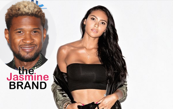 Usher Spotted w/ Evelyn Lozada's Daughter Shaniece Hairston, Sparks Dating Rumors