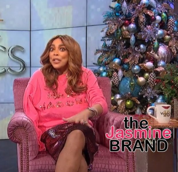 Wendy Williams Misses Talk Show After Suffering Shoulder Fracture [VIDEO]