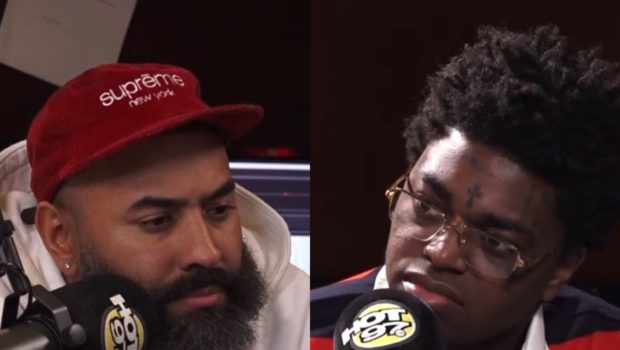 Kodak Black Abruptly Ends Interview After Being Asked About Pending Sexual Assault Case