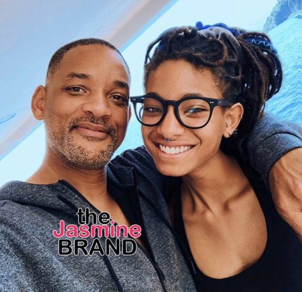 Willow Smith Plunged Into A Black Hole & Start Cutting Herself, Explains How She Forgave Dad Will Smith