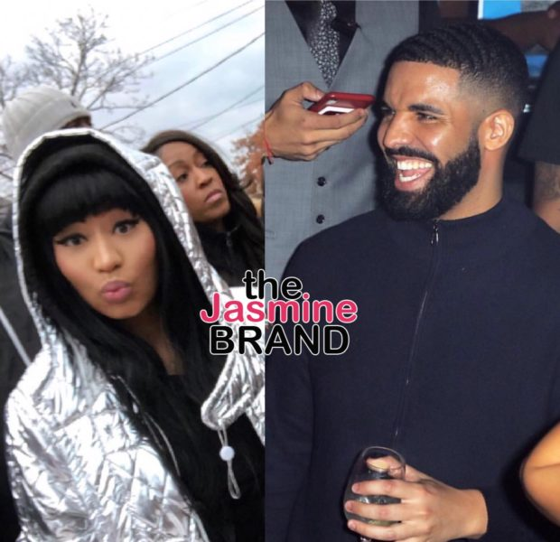 Nicki Minaj & Drake Unfollow Each Other On Social Media