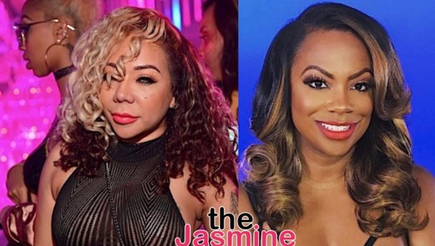 EXCLUSIVE: Tiny Harris Reacts To Kandi Burruss Announcing New Xscape Album