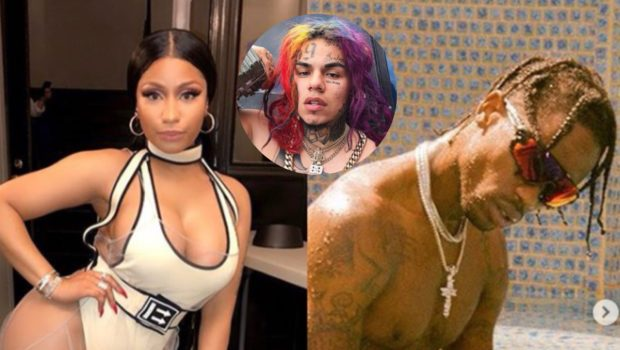 "Nicki Minaj's Barbz Demand Billboard Recount ""Queen"" After Billboard Announces 6ix9ine Won #1 Spot After Coming In 2nd To Travis Scott"