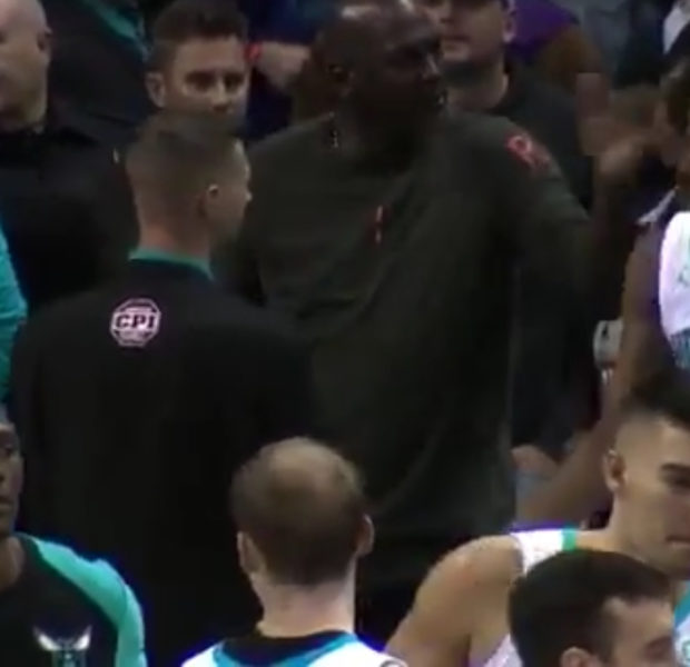 Micheal Jordan Explains Hitting NBA Star Malik Monk On The Head [VIDEO]