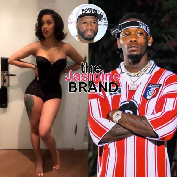 Offset Cardi B Um Yeah Instrumental: 50 Cent Demands Cardi B Gets Back Together W/ Offset