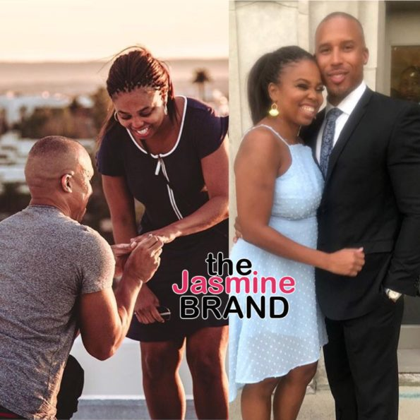 jemele hill getting married