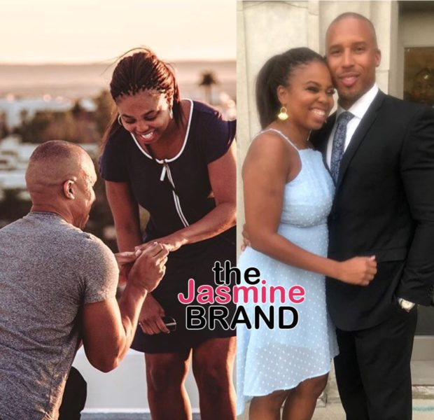 Jemele Hill Is Engaged!