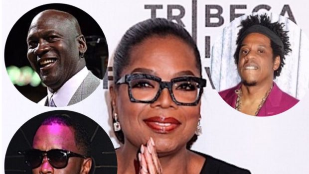 Oprah Winfrey Beats Michael Jordan, Jay-Z, & Diddy for America's Wealthiest – Earning $2.8 Billion