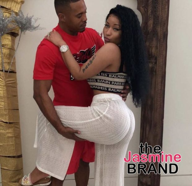 Nicki Minaj Reacts To Claims Boyfriend Is An Alleged Convicted Rapist