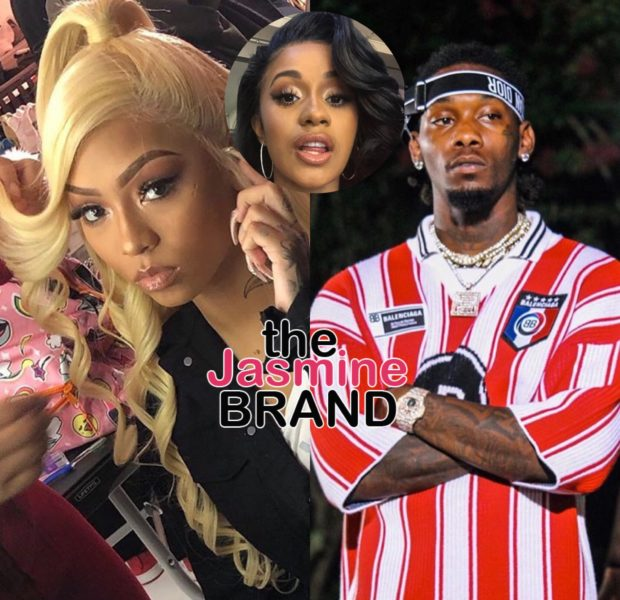 Offset Allegedly Caught Cheating On Cardi B w/ Cuban Doll, Prior To Split