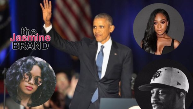 Barack Obama Shares Favorite Songs From 2018 – H.E.R., Jay Rock & Normani Make The List