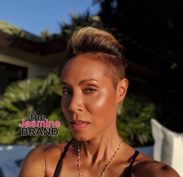 "Jada Pinkett-Smith Admits To Having A Threesome: ""I Didn't Like It"""