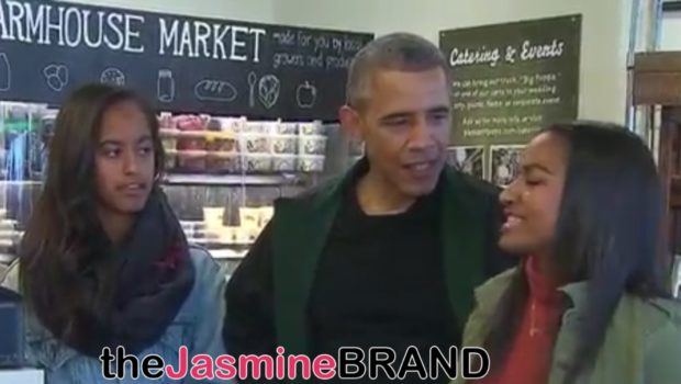President Obama On Ferguson, Why He's Fearless & Raising Daughters