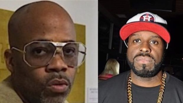 Damon Dash Accuses Funk Master Flex Of Messing w/ His Kids: You're Not Gonna Hurt My Child For Ratings