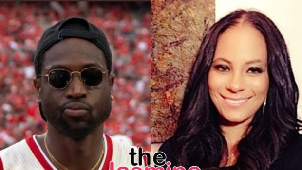 """D.Wade's Baby Mama Aja Métoyer Accused of Shading Gabrielle Union In Pregnancy Post, Former """"Basketball Wives"""" Star Responds"""