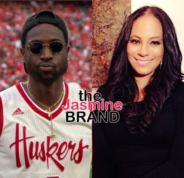"D.Wade's Baby Mama Aja Métoyer Accused of Shading Gabrielle Union In Pregnancy Post, Former ""Basketball Wives"" Star Responds"