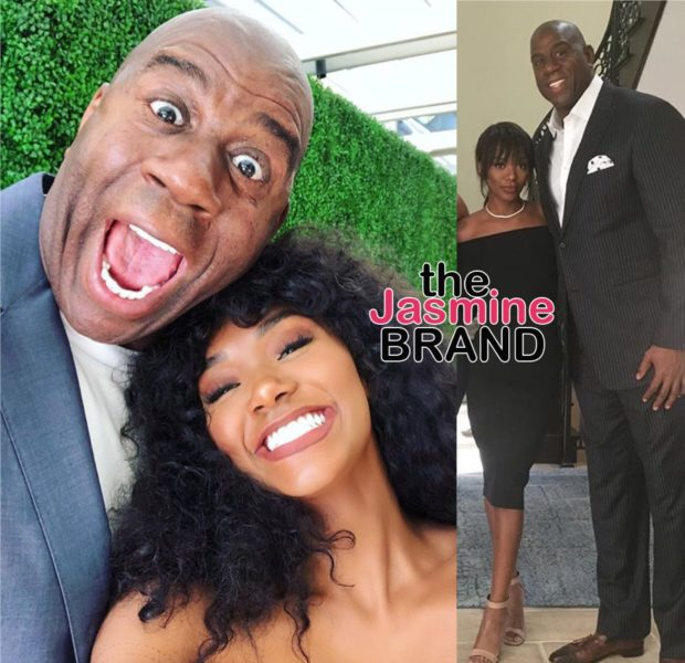Magic Johnson's Daughter Elisa Escapes Home Invasion