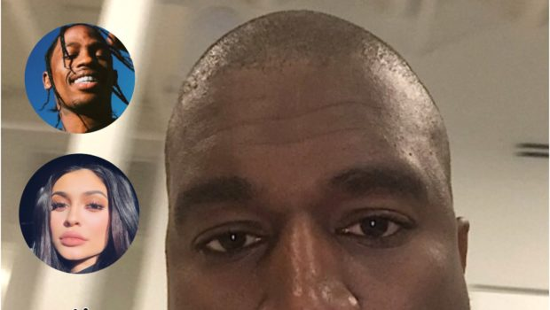 Kylie Jenner Defends Travis Scott After Speculation He Shaded Kanye