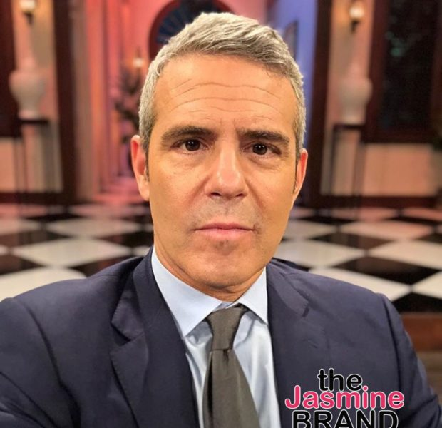 "Andy Cohen Says ""I'm Feeling Better"" After Testing Positive For Coronavirus"