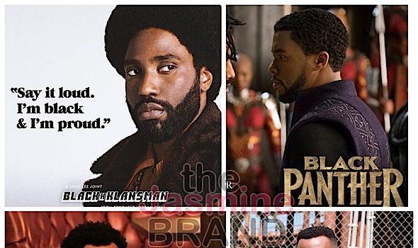 """""""BlacKkKlansman"""", """"Black Panther"""", Spike Lee, Donald Glover, John David Washington Nominated for Golden Globe – See Complete List of Nominees!"""