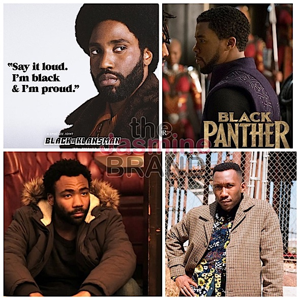 """BlacKkKlansman"", ""Black Panther"", Spike Lee, Donald Glover, John David Washington Nominated for Golden Globe – See Complete List of Nominees!"