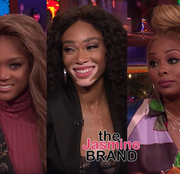 "Eva Marcille & Tyra Banks Respond To Winnie Harlow Saying That ANTM Did Nothing For Her – ""Wiz Khalifa knows you because of Top Model"""