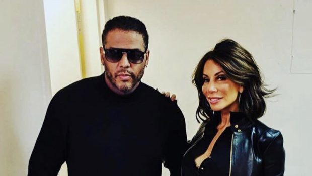 Al B. Sure Spotted Kissing Housewives Star Danielle Staub