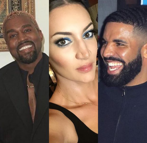 Drake's Baby Mama Posts Cryptic Message Amidst His Beef With Kanye