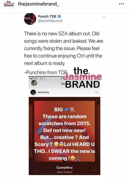 Leaked Beyonce Songs Released Under the Moniker