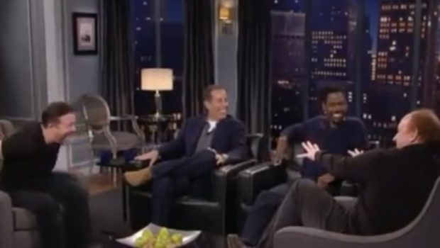 Chris Rock Allows White Comedians to Use the N-Word