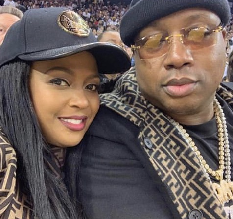 E40 & Wife Celebrate 30th Anniversary