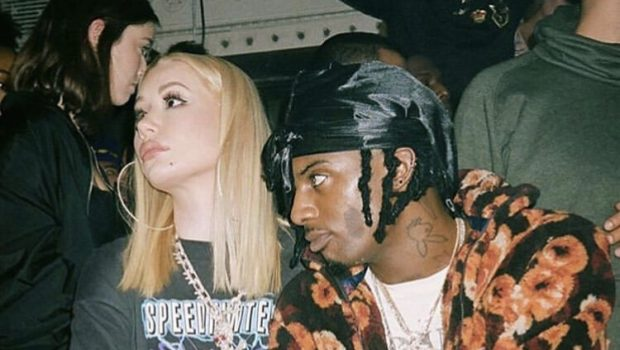 Iggy Azalea Buys Boyfriend Playboi Carti A Lamborghini! [VIDEO]