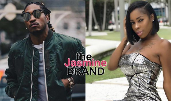 Future's Alleged 6th Baby Mama Reveals Baby Bump [Photo]