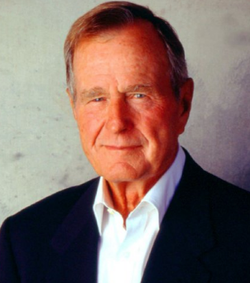 Former President George H.W. Bush Dies At Age 94 [Condolences]