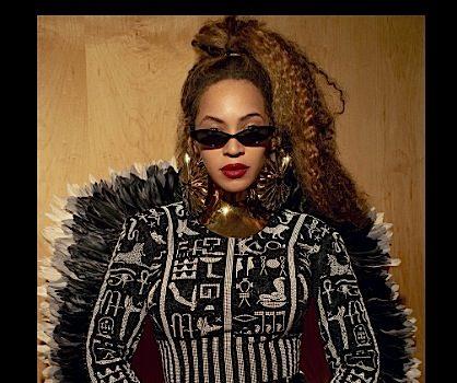 Beyonce Serves Balmain, Versace & Ashi Studio Fashion For Mandela 100 [Photos]