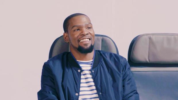 "Kevin Durant Creates Original Series ""Swagger"""