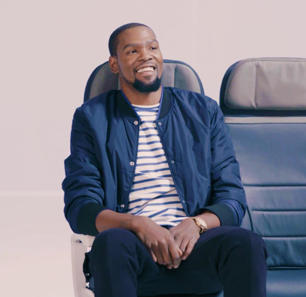 "Kevin Durant Creates Original Series ""Swagger"""