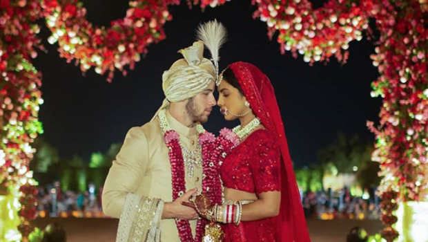 Priyanka Chopra & Nick Jonas Merge Cultures With Indian/American Wedding Ceremonies