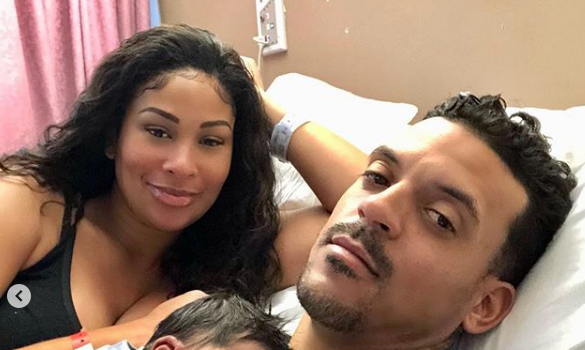 Matt Barnes' Baby Mama Pens Sweet Birthing Message To Him