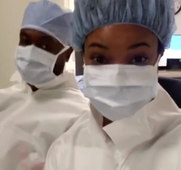 Dwyane Wade & Gabrielle Union Share Delivery Room Footage [VIDEO]