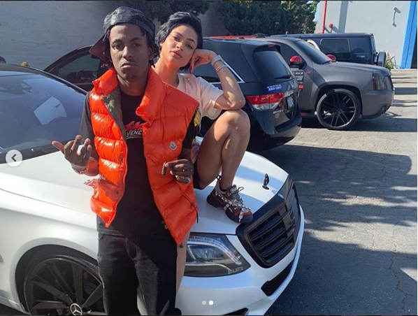 Rich The Kid Confirms Girlfriend Tori Brixx Is Pregnant [Photo]