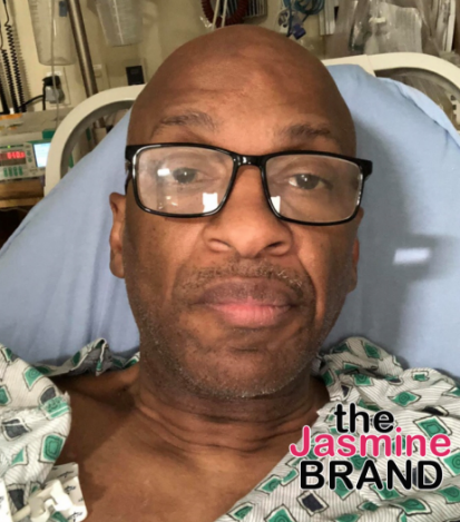 Gospel Singer Donnie McClurkin Crashes Car After Falling Asleep At The Wheel, Saved By Two People